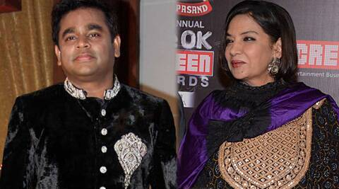 A R Rahman, who was in Los Angeles for an international project, is already in Mumbai for the concert to launch music of 'Lekar Hum Deewana Dil'.