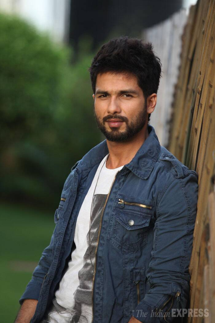 Bollywoods New Bad Boy Shahid Kapoor Entertainment Gallery News