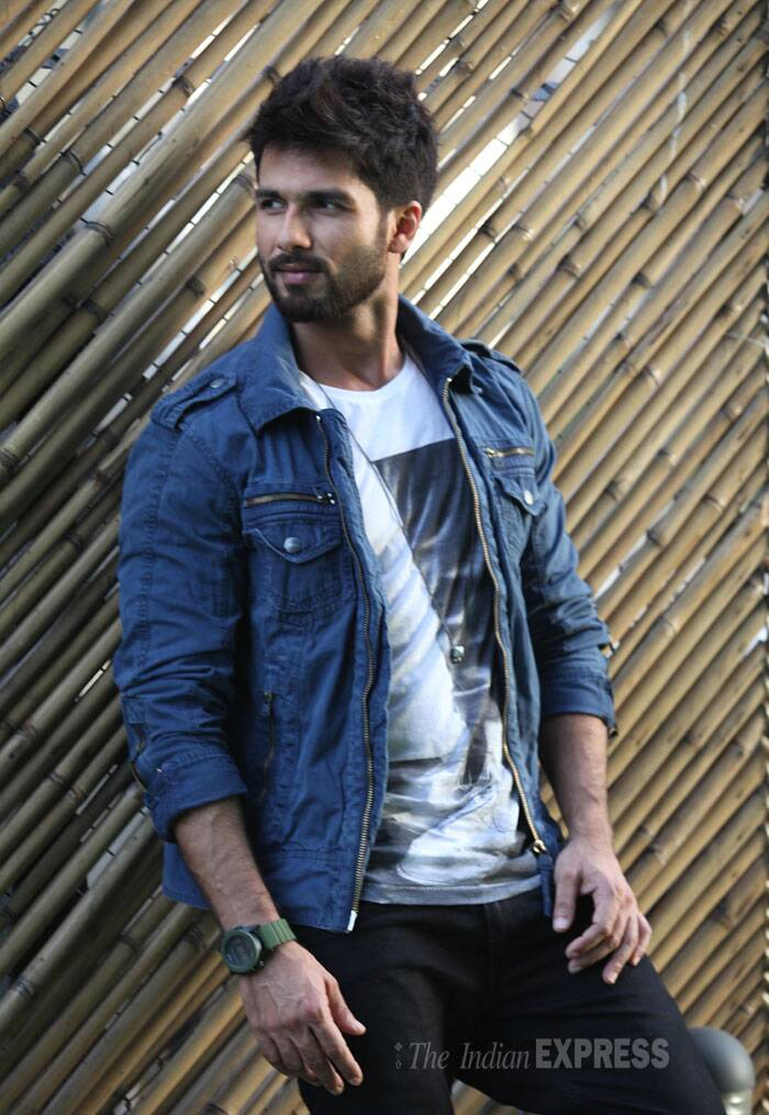 Bollywood's new Bad Boy: Shahid Kapoor