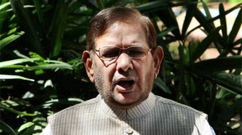 JD(U) national president Sharad Yadav. (Source: PTI/file)