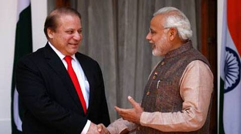 This is not the first time Modi has spoken about Sharif on his Twitter handle.