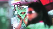 ATMs, flyovers offer respite as Delhi sizzles