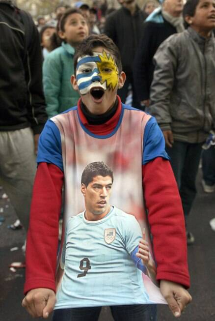 Has Luis Suarez let his fans down?
