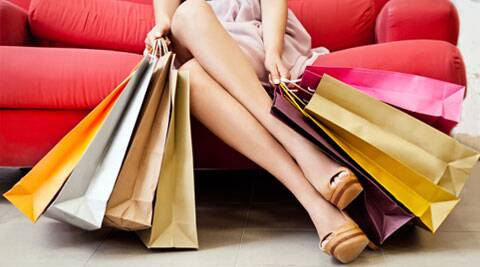 Follow these exercises for shoppers to get fit. Source: Thinkstock Images