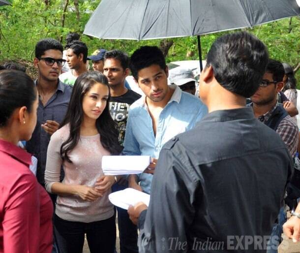 Shraddha, Sidharth join the CID's investigation team for 'Ek Villain'