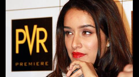 We hear the 'Ek Villain' actress was almost in tears. The photographers only clicked pictures of the success bash when Shraddha had left the stage.