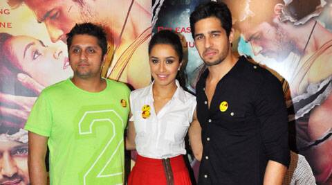 'Ek Villain', an Ekta Kapoor production, also features Shradhha Kapoor and Riteish Deshmukh.