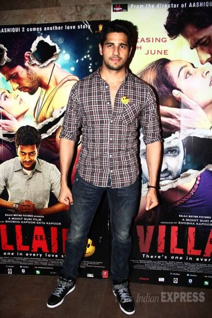 Ek Villain: Shraddha, Sidharth, Alia, Parineeti, Shahid, Varun at special screening