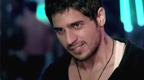 Sidharth Malhotra is excited about his first venture on the small screen.