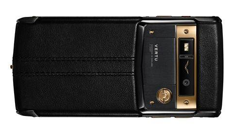 Vertu is the world's top premium smartphone brand