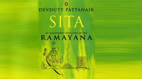 Pattanaik's Ramayana is not a simple retelling of Valmiki's account.