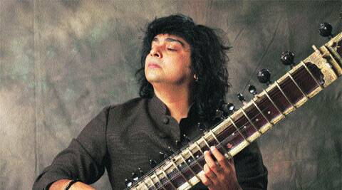 Sitar player Niladri Kumar