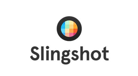 "Slingshot aims to create a new ""new kind of feed where everyone is a creator"" and then lets sling it to all their contacts or friends. Source: Express"