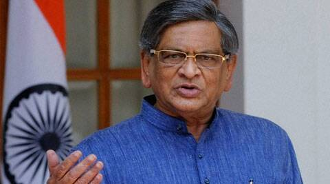 The age factor is believed to have gone against S M Krishna whose primacy in the Congress has also been on the decline with his growing age.