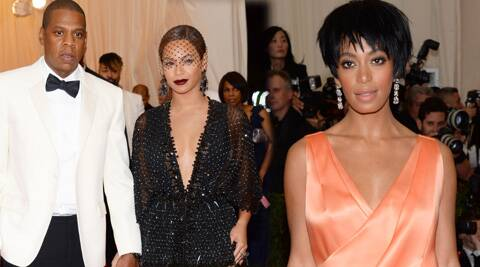 Solange has been offered 12 mn pounds to lift the lid on the last month's the elevator brawl with brother-in-law Jay Z.