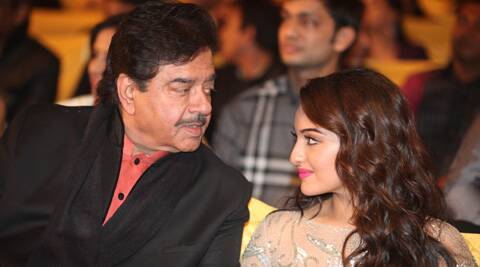 Sonakshi's father and BJP leader Shatrughan Sinha won the recent Lok Sabha elections.