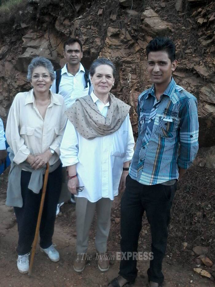 Today in pics: Sonia Gandhi on vacation in Uttarakhand