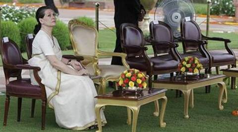 After Narendra Modi was sworn in as the PM, Sonia Gandhi resigned as a member of the Nehru Memorial Museum and Library Society. (Source: Reuters)