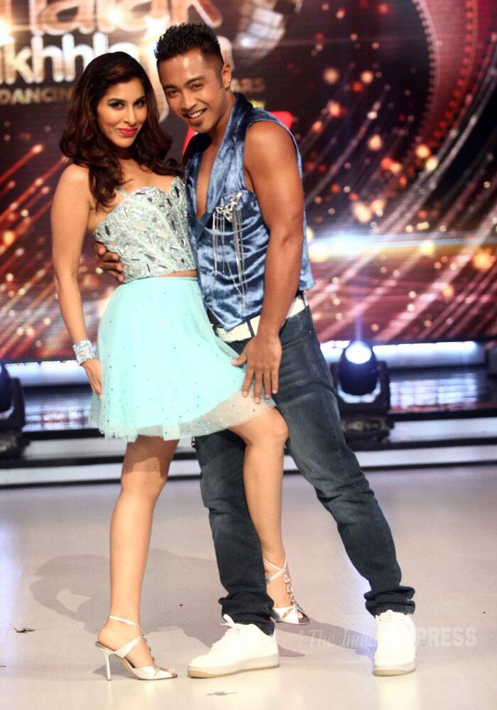 Sophie Choudry will also be showing off her dance skills this season. (Source: Varinder Chawla)