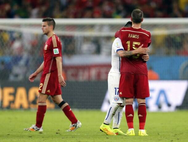 FIFA World Cup: Chile inflict a 'Maracanazo' on Spain