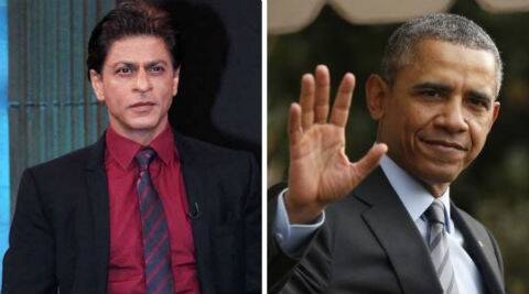 Shah Rukh Khan, Barack Obama voted most admired dads
