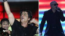 Would love to work with Shah Rukh Khan:Pitbull
