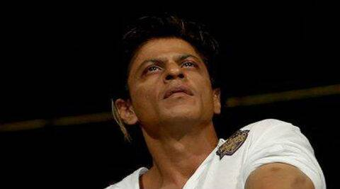 Shah Rukh Khan has begun reading books on Gautam Buddha's life to help him stay calm.
