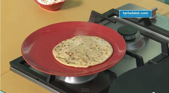 20 steps: How to make aloo paratha the perfect way!