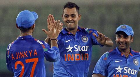 Stuart Binny said that the team was always confident of restricting Bangladesh for under 105 (Source: AP)