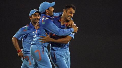 Stuart Binny took six wickets for only four runs (Source: AP)