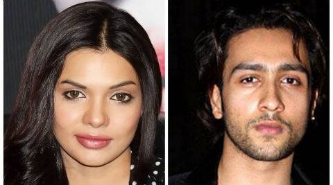 Adhyayan Suman and Sara Loren in 'Ishq Click'