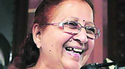 Mahajan, an eighth-term Lok Sabha member from Indore, had publicly maintained so far that she was not aware of any BJP move to pick her up for the post.