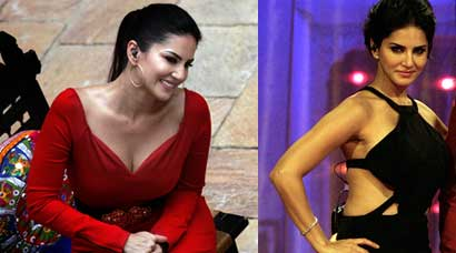 Sunny leone oops moment thank for