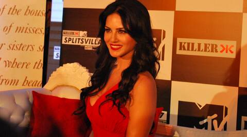 Sunny Leone is happy with the audience response to 'Ragini MMS 2'.