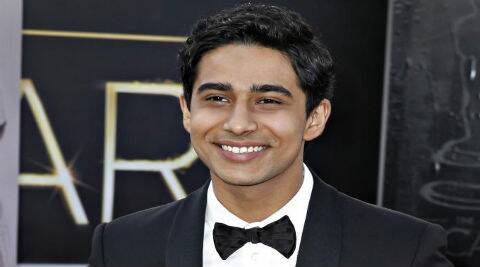 Suraj Sharma also appeared in 'Million Dollar Arm'. (Source: Reuters)