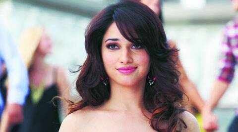 Tamannaah A Television Serial Actress In Its Entertainment And A