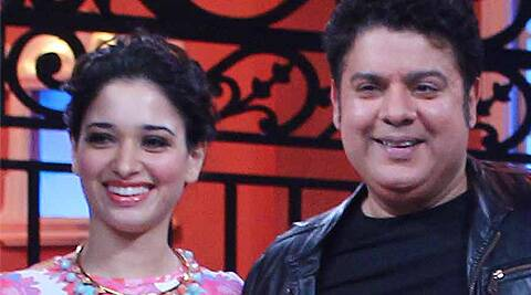 Tamannaah Bhatia says she finds rumours of her affair with Sajid Khan hilarious.
