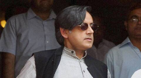 "Shashi Tharoor said ""it would be churlish not to acknowledge Modi 2.0's inclusive outreach and to welcome his more conciliatory statements and actions"". ( Source: PTI )"