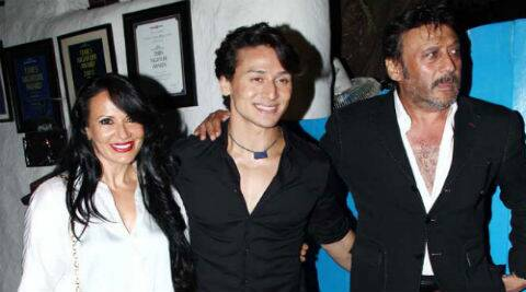 Tiger Shroff on 'Heropanti': I dedicate this success to my parents.