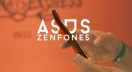 The ASUS ZenFone5 hands on