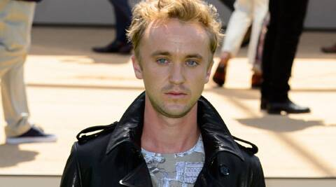 Tom Felton claims people have tried to adopt him because they are obsessed with his dark character.
