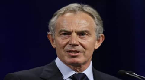 Former British PM Tony Blair (Source: AP)