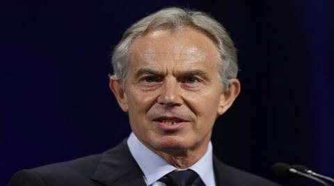 Former British PM Tony Blair (Source: AP)