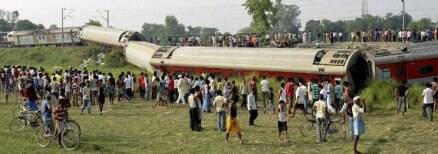 New Delhi-Dibrugarh Rajdhani Express derails in Bihar