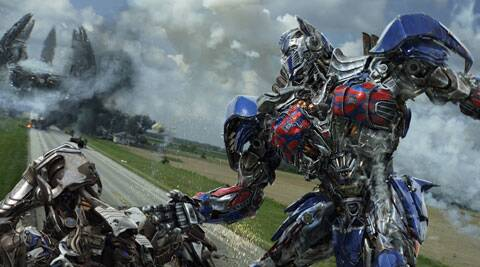 Transformers - The Age Of Extinction