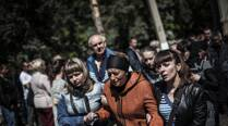 At least half a million displaced by Ukraine conflict: UN