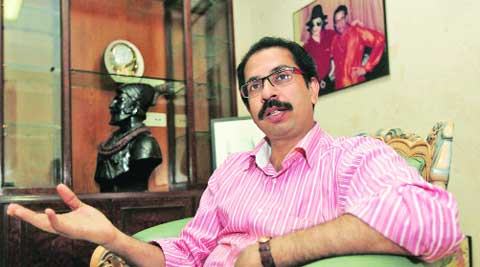 Shiv Sena president Uddhav Thackeray  (Source: Express Photos)