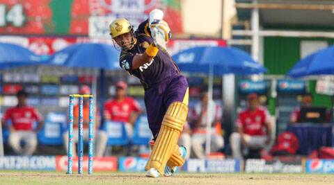 Robin Uthappa is the top-scorer with 655 runs in 15 games. (Source: IPL/BCCI)