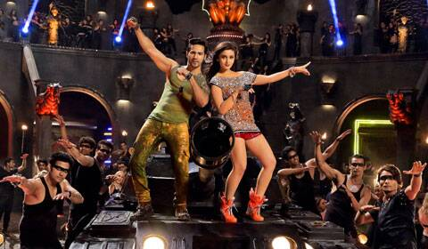Titled 'Saturday Saturday' the song is sure to be the next big party number after Ragini MMS 2's Babydoll.