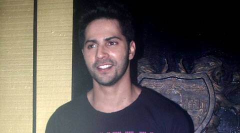 Varun Dhwan was madly in love with a girl.